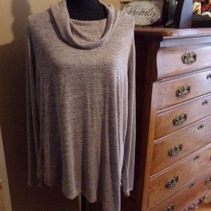 MAURICES ~ Size XXL (20) ~ Soft Cowl Neck